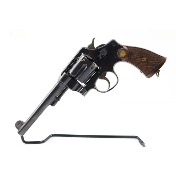 SMITH & WESSON , MODEL: HAND EJECTOR 455 MKII , CALIBER: 455 REV