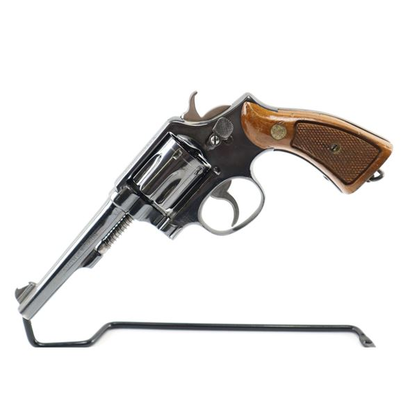 SMITH & WESSON  , MODEL: HAND EJECTOR 38 MILITARY AND POLICE  VICTORY MODEL  , CALIBER: 38 S&W