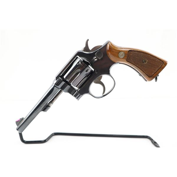 SMITH & WESSON  , MODEL: HAND EJECTOR 38 MILITARY AND POLICE MODEL 3 OF 1905 CHANGE 4  , CALIBER: 38