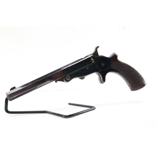 (EDWARD) WHISTLER & CO , MODEL: TRANTER PATENT SINGLE SHOT , CALIBER: 22 LR