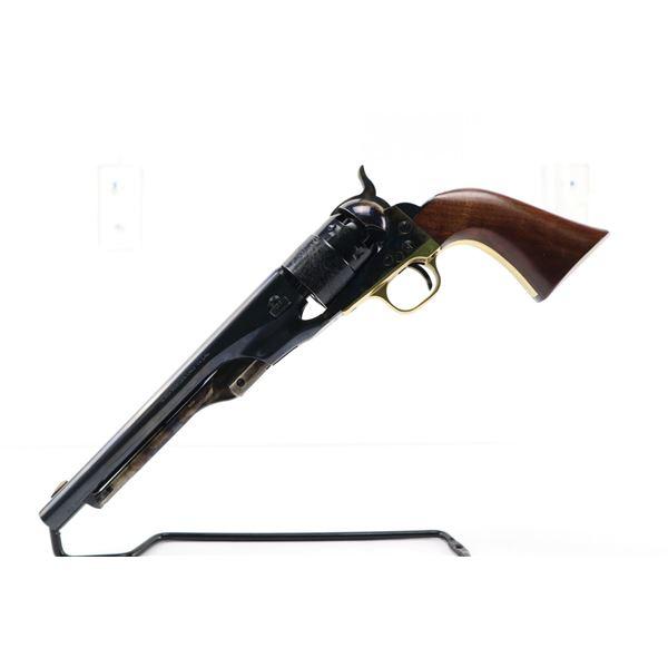 PIETTA , MODEL: COLT 1860 ARMY REPRODUCTION , CALIBER: 44 CAL PERC BLACK POWDER