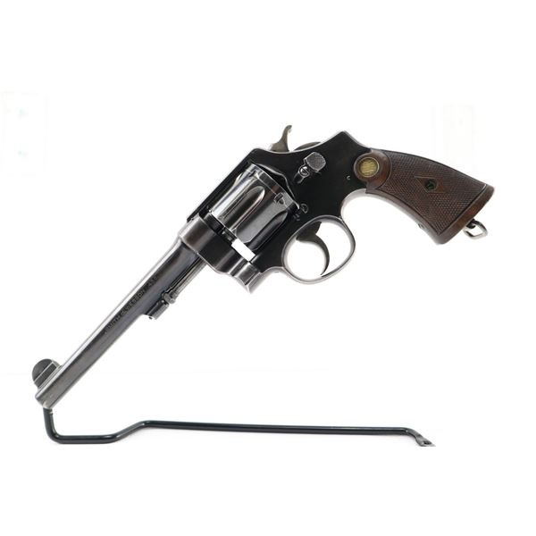 SMITH & WESSON  , MODEL: 455 2ND MODEL HAND EJECTOR , CALIBER: 455 WEBLEY