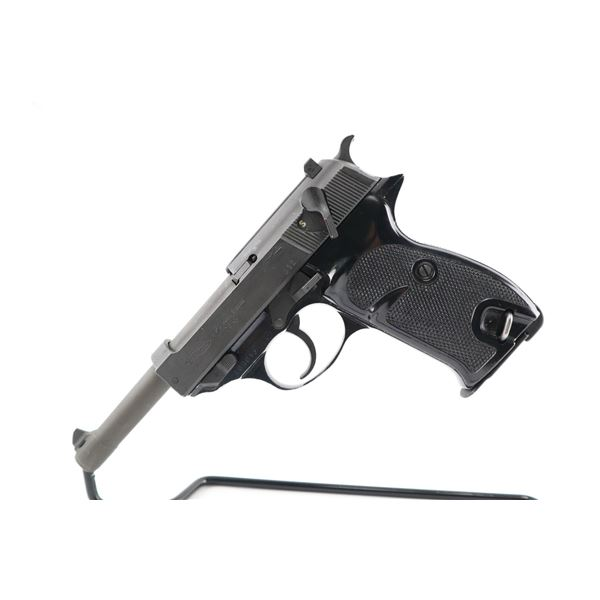 WALTHER , MODEL: P1 , CALIBER: 9MM LUGER