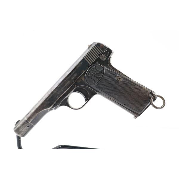 FN BROWNING  , MODEL: 1922 , CALIBER: 9MM BROWNING SHORT