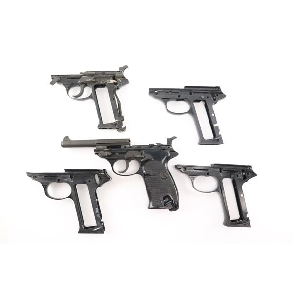 WALTHER , MODEL: P1 , CALIBER: 9MM