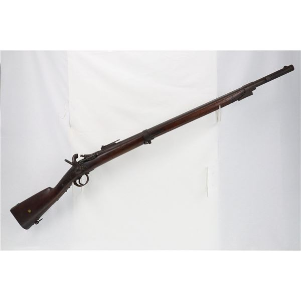 FRENCH TABATIERRE , MODEL: 1859/67 , CALIBER: 17.8MM