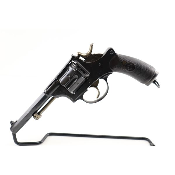 SWISS , MODEL: 1882 , CALIBER: 7.5 REVOLVER