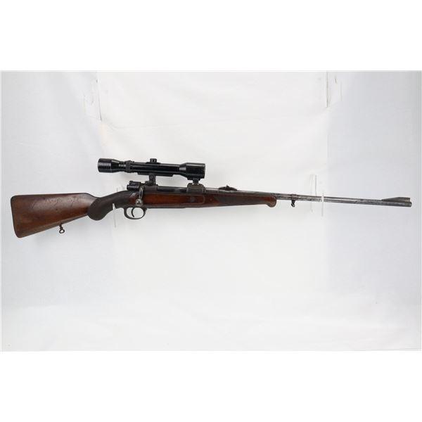 GERMAN MAUSER , MODEL: M98 SPORTER , CALIBER: 8 X 57