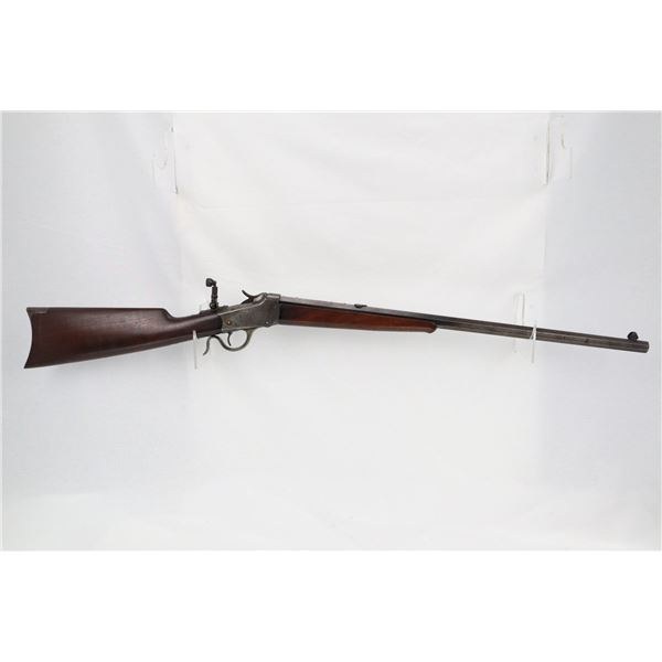 WINCHESTER , MODEL: 1885 LOW WALL  , CALIBER: 22 MAG