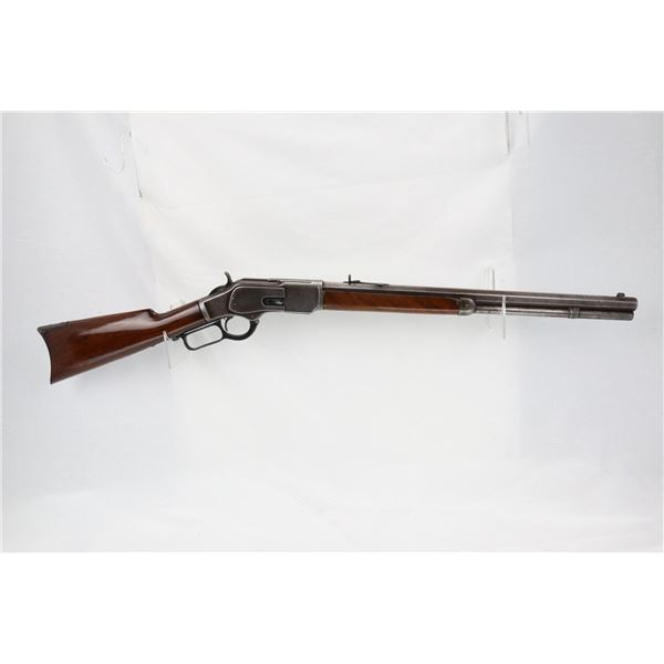 """WINCHESTER , MODEL: 1873 """"SPECIAL ORDER DELUXE""""   , CALIBER: 44 WCF"""