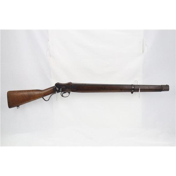 "WW GREENER  , MODEL: POLICE GUN MKIII , CALIBER: 12GA X 2 3/4"""