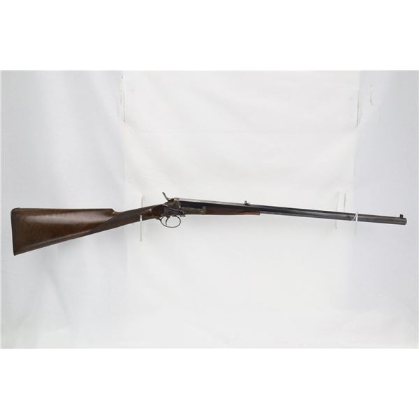 UNKNOWN BRITISH , MODEL: ROOK RIFLE , CALIBER: 360 ROOK