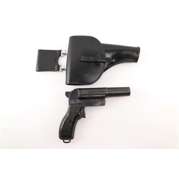 POLISH , MODEL: FLARE GUN , CALIBER: 26.5MM
