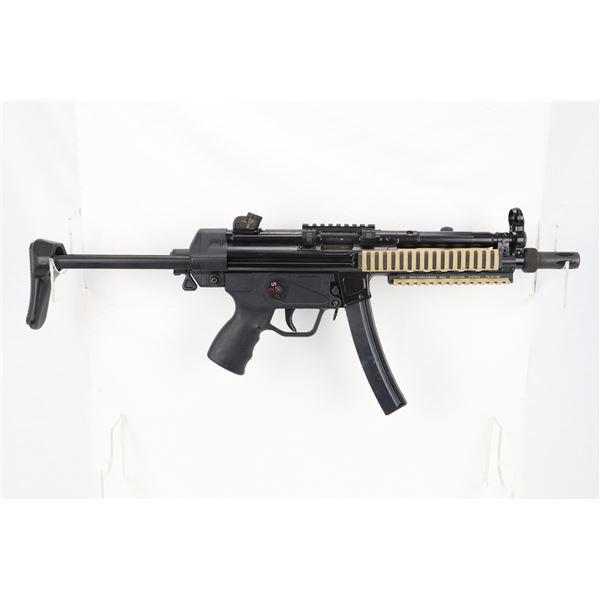 HECKLER & KOCH , MODEL: MP5 , CALIBER: 9MM