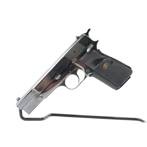 BROWNING, MODEL: HIGH POWER, CALIBER: 9MM LUGER