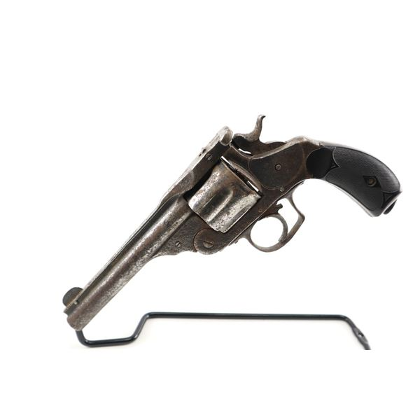 UNKNOWN BELIGAIN OR SPANISH , MODEL: 3RD MODEL  , CALIBER: 44 RUSSIAN