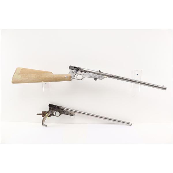 QUACKENBUSH , MODEL: SINGLE SHOT , CALIBER: 22 LR