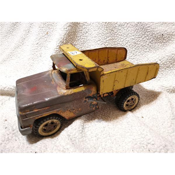 """Tonka pressed steel truck 13"""""""