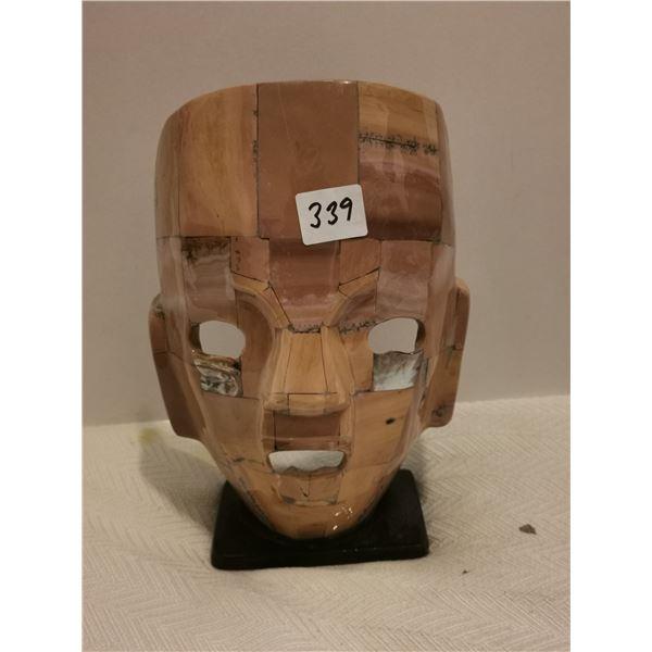 Glass & ceramic mask 5 X 8