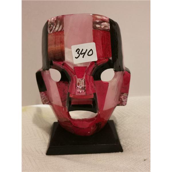 Glass & ceramic mask 4 X 6