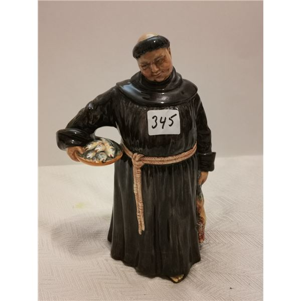 "Royal Doulton 'The Jovial Monk' 8"""