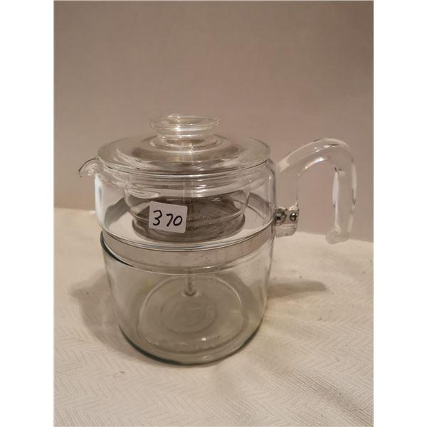 Pryrex 9 cup coffee pot