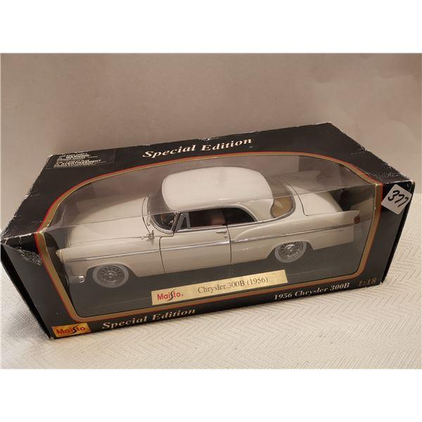 1956 Chrysler 300B 1:18 scale die cast