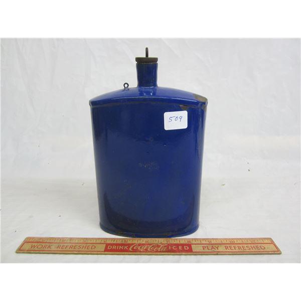 Large Antique Powder Flask