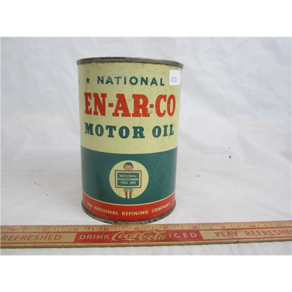 En-ar- co Oil Can nice