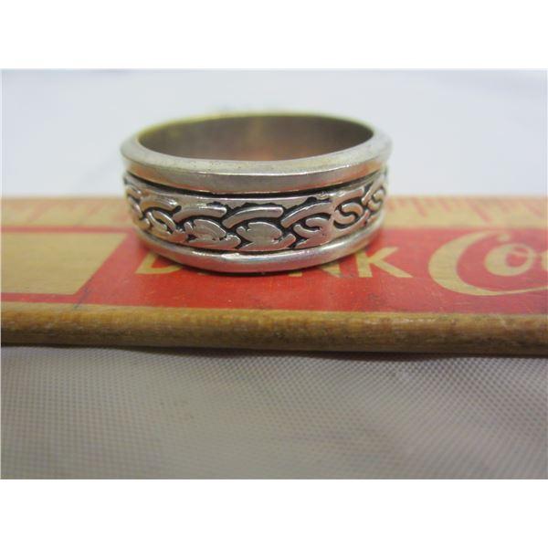 Man's Ring Sterling