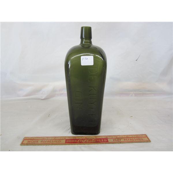 De Kuyper Cased Gin Bottle