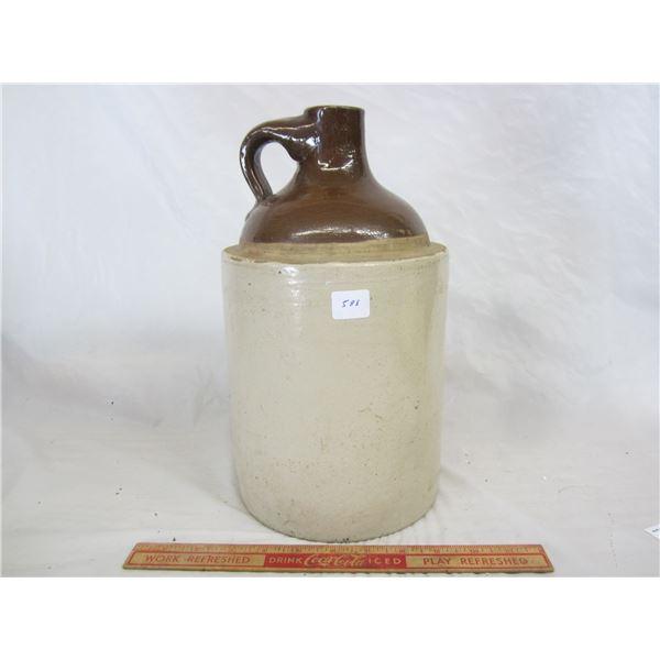 1 Gallon Stoneware Jug