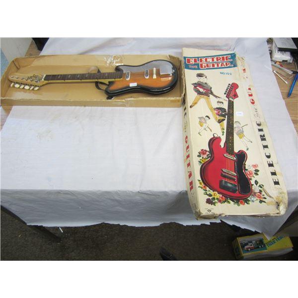 Kid's Electric Guitar