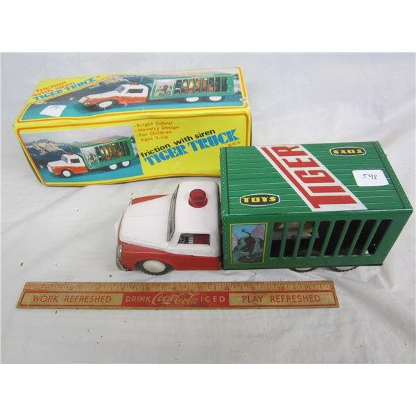 Tiger Toys Truck and Box