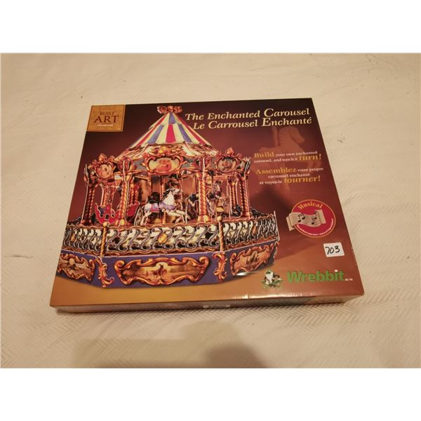 The Enchanted carousel - all there