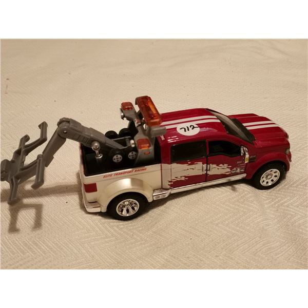 """Tow truck 1:31 scale 8"""""""