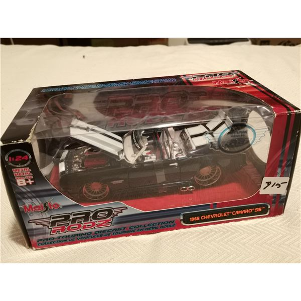 1969 Chevy Camaro SS 1:24 scale