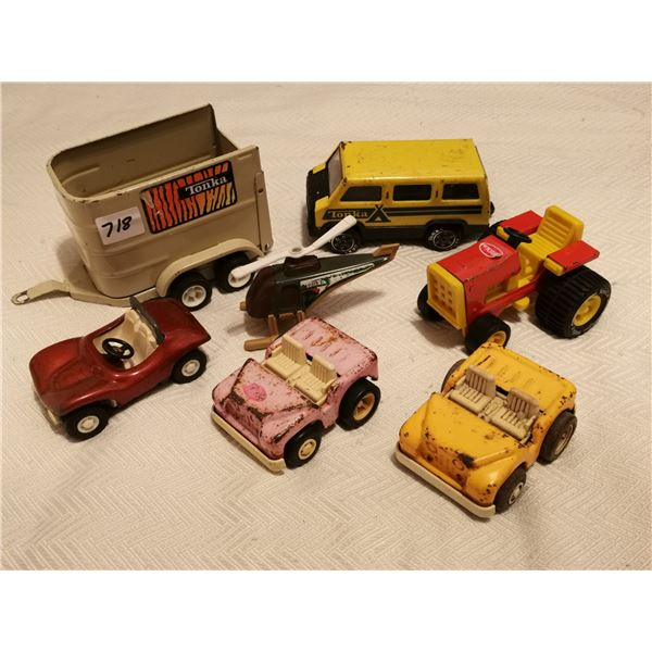 Tonka toy lot