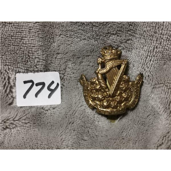 Liverpool regiment badge