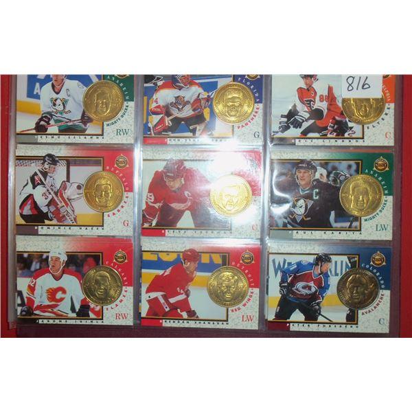 1998--99 Pinnacle Mint 30 Coin set