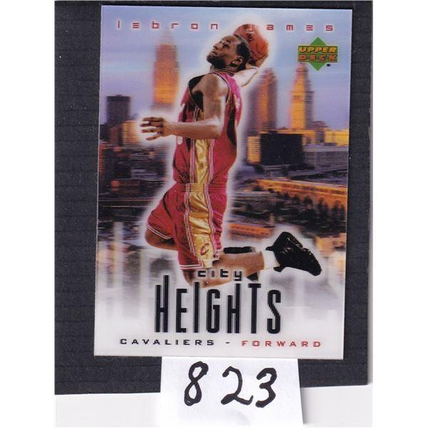 2003-04 Upper Deck City Heights Lebron James Rookie