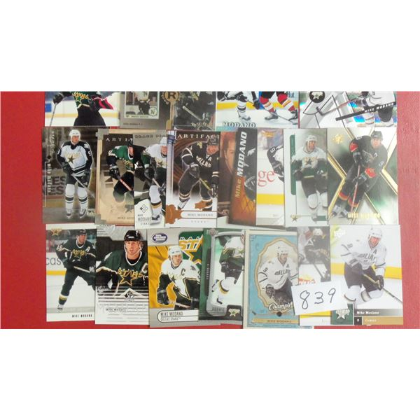 Lot of 20 Mike Modano Cards