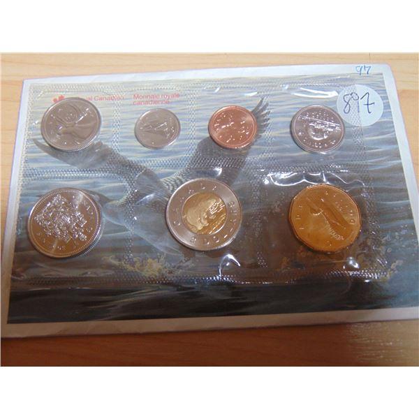 897 1997 PROOF LIKE COIN SET
