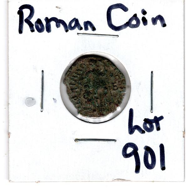 901 UNIDENTIFIED ROMAN COIN