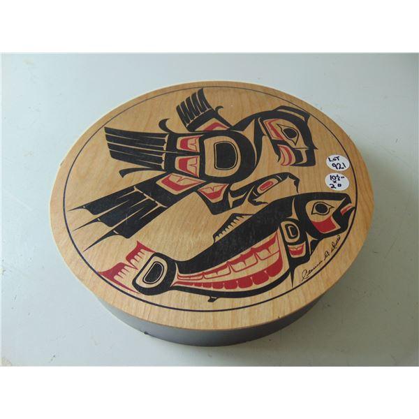 921   921 EAST COAST INDIANS STORE DECORATIVE BOX