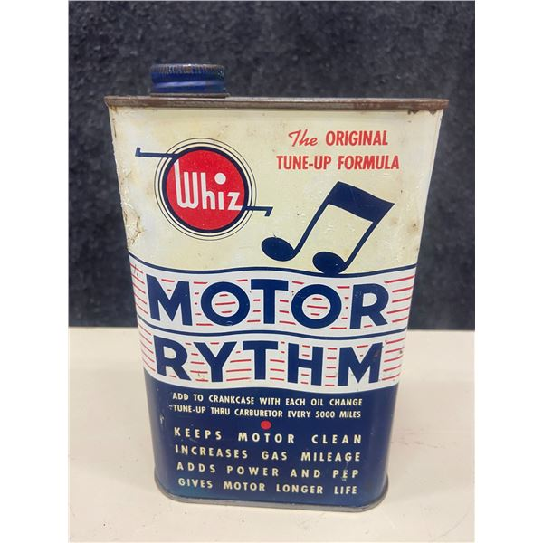 Whiz motor rhythm tin 1 quart