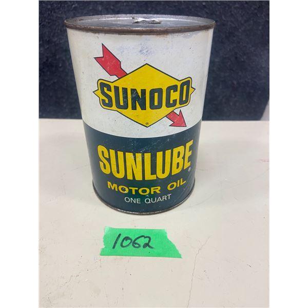 Sunoco motor oil 1 quart