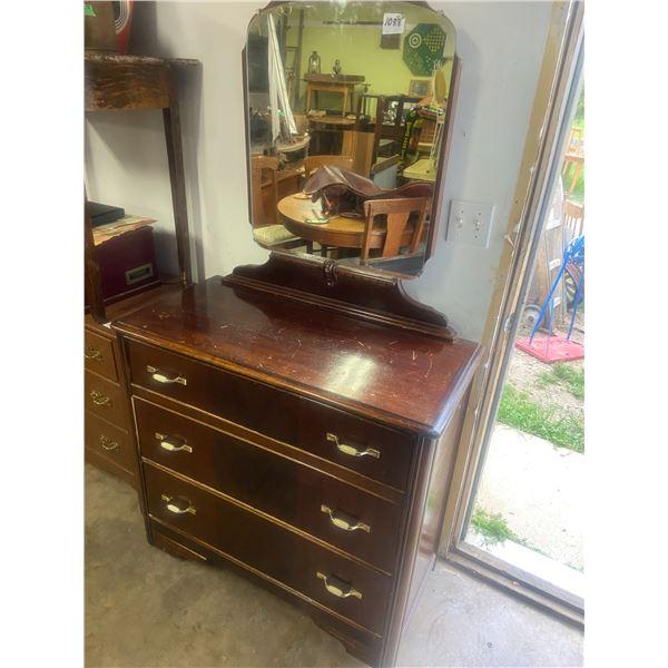 """Dresser & mirror 38"""" wide"""