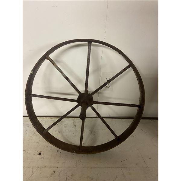 """Wheel Barro steel Wheel 20"""""""