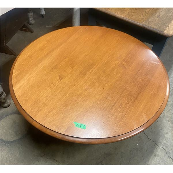 "Maple Coffee table 46""x36""x16"""